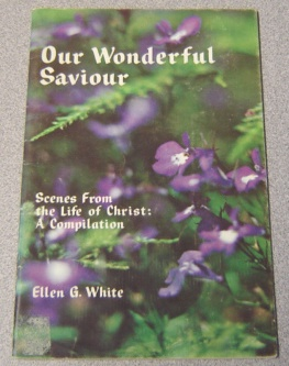Image for Our Wonderful Saviour: Scenes From The Life Of Christ, A Compilation