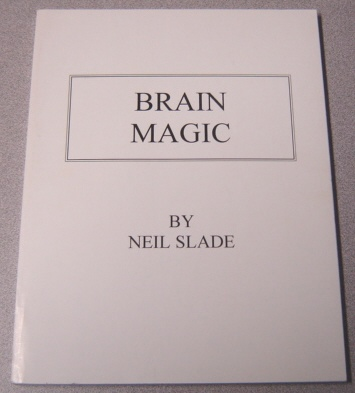 Image for Brain Magic; Signed