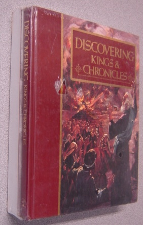 Image for Discovering Kings & Chronicles (the Guideposts Bible Study Program)