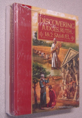Image for Discovering Judges, Ruth, 1 & 2 Samuel (the Guideposts Home Bible Study Program)