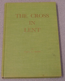 Image for The Cross In Lent; Signed