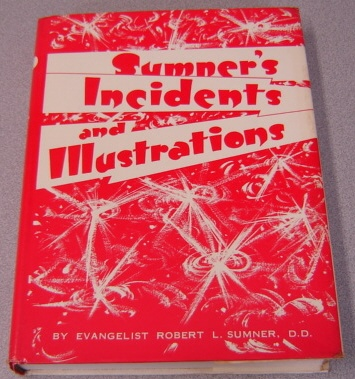 Image for Sumner's Incidents and Illustrations