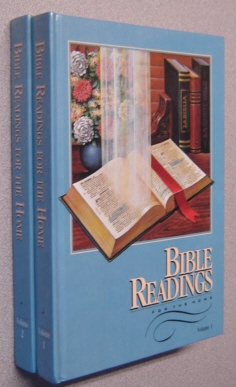 Image for Bible Readings For The Home, 2 Volume Set (volumes 1 & 2)