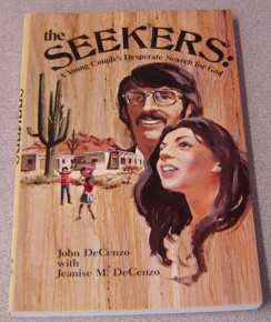 Image for The Seekers: A Young Couple's Desperate Search For God (a Destiny Book D-159)