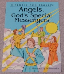Image for Angels, God's Special Messengers (Pencil Fun Books)
