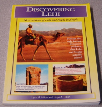 Image for Discovering Lehi: New Evidence of Lehi and Nephi in Arabia