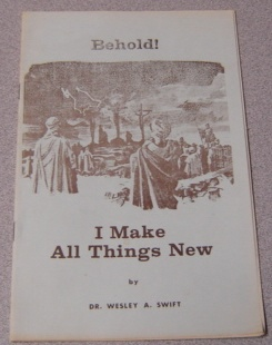 Image for Behold! I Make All Things New