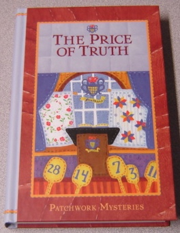 Image for The Price of Truth (Patchwork Mysteries, Volume 20)