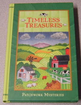 Image for Timeless Treasures (Patchwork Mysteries #4)