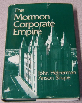 Image for The Mormon Corporate Empire