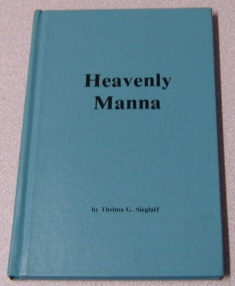 Image for Heavenly Manna; Signed