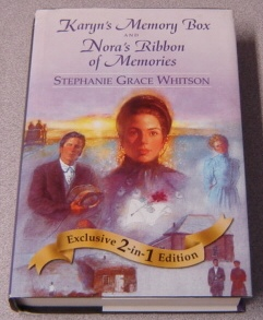 Image for Karyn's Memory Box/Nora's Ribbon of Memories (Keepsake Legacies Series 2-3)