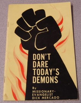 Image for Don't Dare Today's Demons! Or Demonology And The Space Age