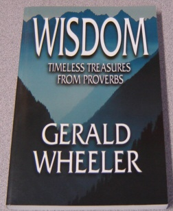 Image for Wisdom: Timeless Treasures From Proverbs