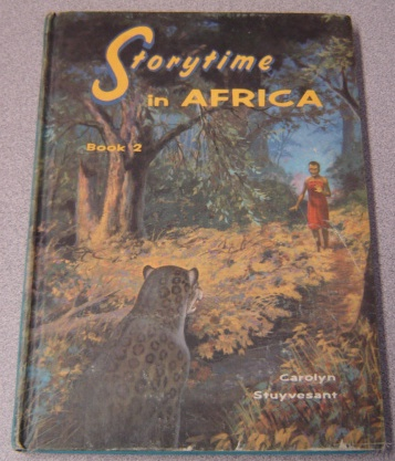Image for Storytime In Africa, Book 2; Signed