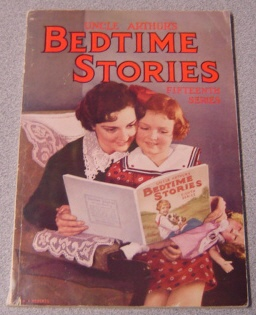 Image for Uncle Arthur's Bedtime Stories, Fifteenth Series