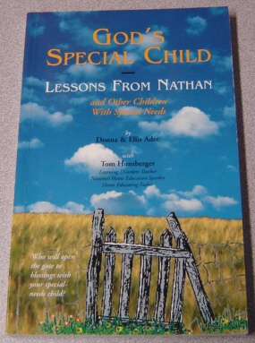 Image for God's Special Child: Lessons From Nathan And Other Children With Special Needs