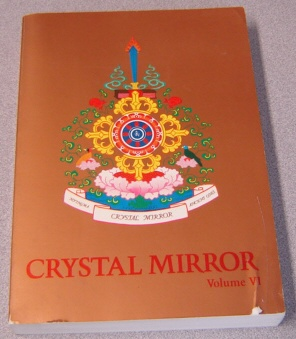 Image for Crystal Mirror, Volume VI (6, Six) : Annual Of Tibetan Buddhism