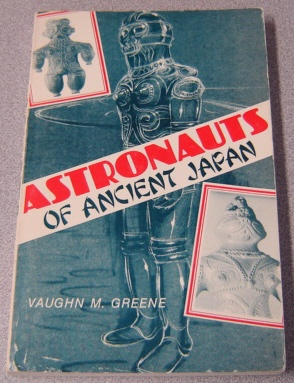 Image for Astronauts Of Ancient Japan