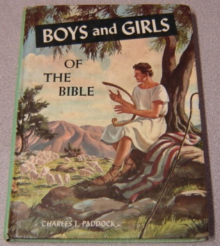 Image for Boys And Girls Of The Bible (Tiny Tots Library)