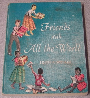 Image for Friends With All The World