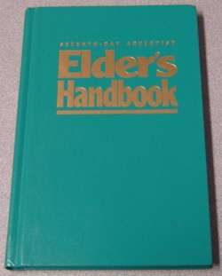 Image for Seventh-Day Adventist Elder's Handbook