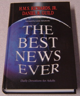 Image for The Best News Ever: Daily Devotional For Adults