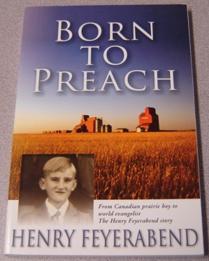 Image for Born to Preach
