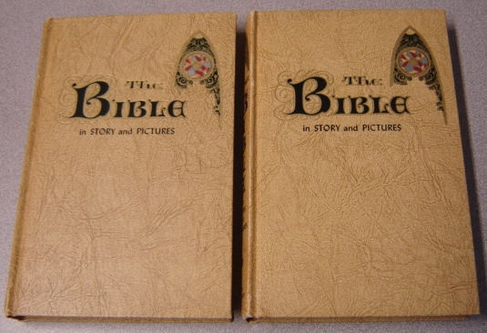 Image for The Bible In Stories & Pictures - 2 Volumes
