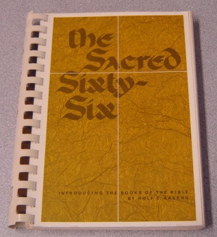 Image for The Sacred Sixty-six: Introducing The Books Of The Bible