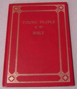 Image for Young People Of The Bible; Signed