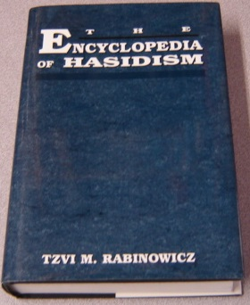Image for The Encyclopedia Of Hasidism