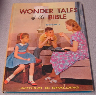 Image for Wonder Tales of the Bible, Book 1