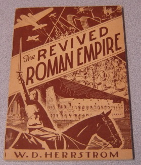 Image for The Revived Roman Empire