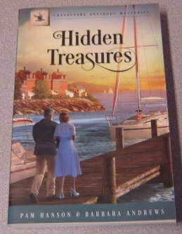 Image for Hidden Treasures (Chesapeake Antiques Mysteries)