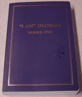 "Image for ""I Am"" Decrees Series One"