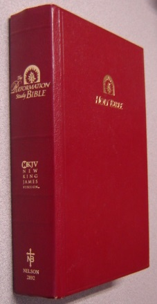 Image for The Reformation Study Bible, New King James Version (#2892)