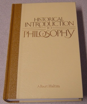 Image for Historical Introduction To Philosophy