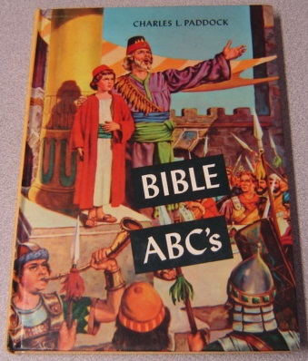Image for Bible ABC's (Tiny Tots Library)