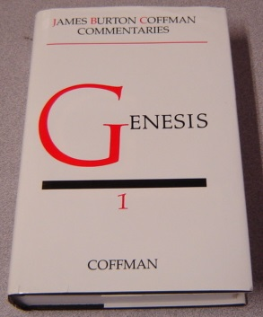 Image for Commentary on Genesis 1: The First Book of Moses (James Burton Coffman Commentaries)