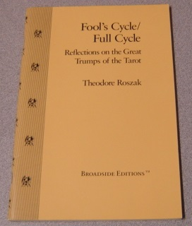 Image for Fool's Cycle/Full Cycle: Reflections on the Great Trumps of the Tarot (Broadside Editions Ser)