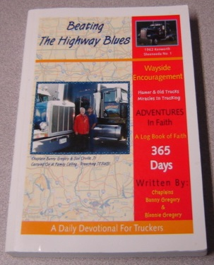 Image for Beating The Highway Blues: A Daily Devotional For Truckers