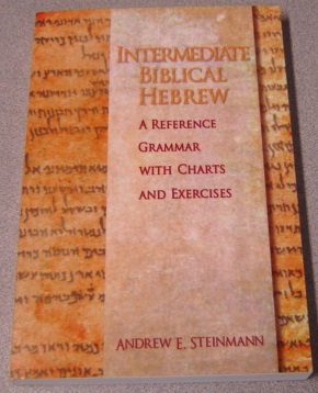 Image for Intermediate Biblical Hebrew: A Reference Grammar With Charts And Exercises