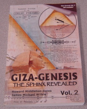 Image for Giza-Genesis: Volume 2, The Sphinx Revealed (Giza Disclosure Series)