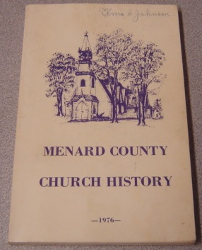 Image for A Bicentennial Book Of Menard County Church History
