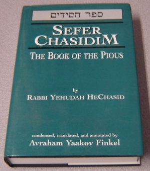 Image for Sefer Chasidim: The Book Of The Pious
