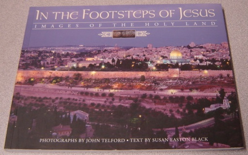 Image for In the Footsteps of Jesus: Images of the Holy Land