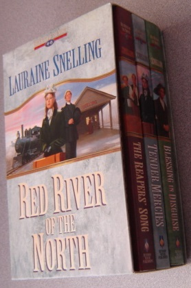 Image for The Reaper's Song/Tender Mercies/Blessing in Disguise, Boxed Set (Red River of the North Pack 4-6)