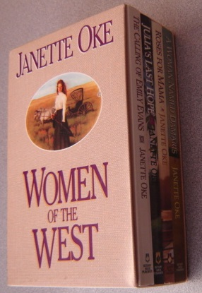 Image for Women Of The West, Boxed Set: The Calling Of Emily Evans, Julia's Last Hope, Roses For Mama, A Woman Named Damaris