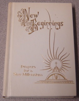 Image for New Beginnings: Prayers For A New Millennium